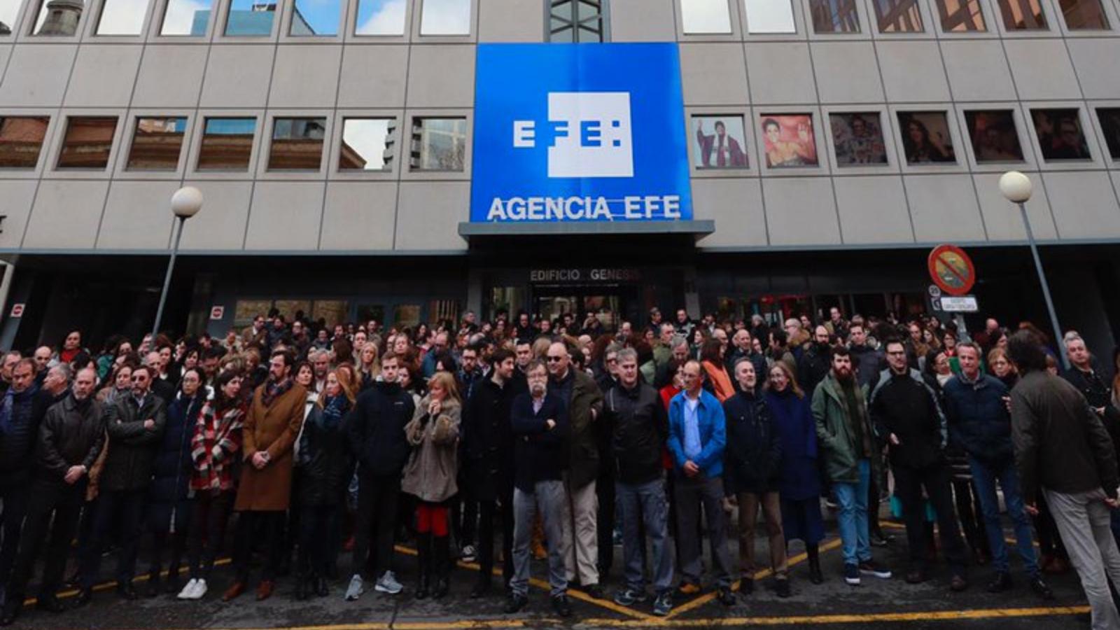 Al Rescate gana el concurso de mantenimiento informático de la Agencia EFE